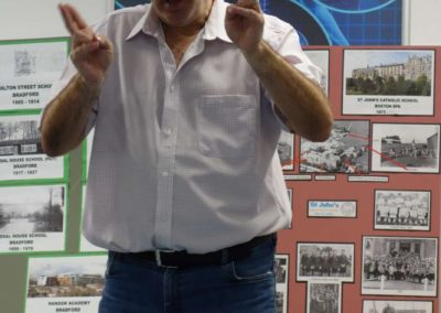 Wayne Richards at DDYC
