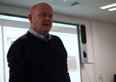 John Smith, Deaf comedian and teacher