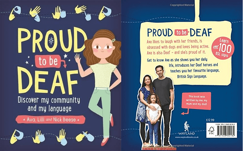 a good read proud to be deaf by nick lilli beese deaf ex