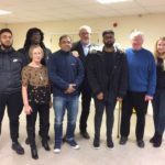 DEX Deaf Youth Council Meet Jon Trickett, MP