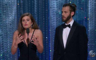 The Silent Child Oscars 2018 Acceptance Speech