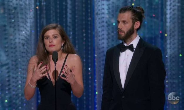 The Silent Child Oscars 2018 Acceptance Speech