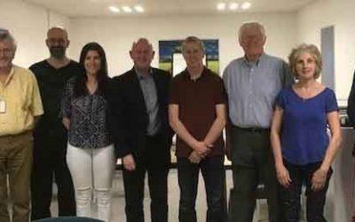 DEX Board Meeting April 2018