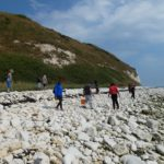 DDYC Flamborough Beach Clean Up