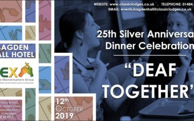 DEX's 25th Anniversary Meal and Weekend – October 2019