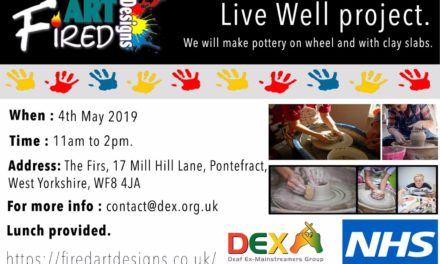 Live Well Project: Fired Art Designs